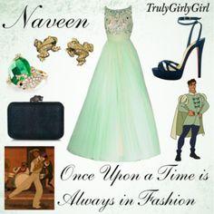 Disney Estilo: Naveen