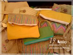 Burlap bags  www.facebook.com/RongXuBeNho.Craft.Decor www.facebook.com/BurlapCrafts