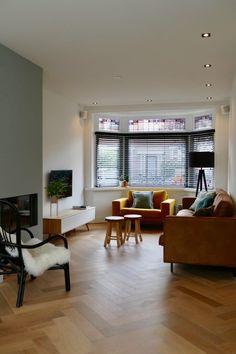 Futuristic Home, Room Wall Colors, Home Decor Inspiration, Sweet Home, New Homes, House Design, Living Room, Interior Design, Furniture
