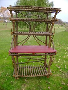 I wish.... around the bend willow furniture :: Baker's Rack :: Tables & Shelving