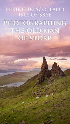 Old Man of Storr Hike on the Isle of Skye, Scotland by The Wandering Lens photographer Lisa Michele Burns