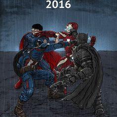 "2016 Be Like... ~ ""Dawn of Civil War"" by xxxAleX96xxx on @Deviantart"