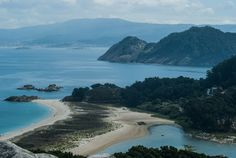 Islas Cíes (Pontevedra, Galicia)   Sitios de España
