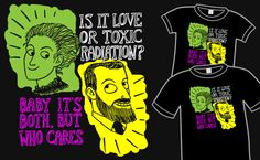 TopatoCo: Curies In Love Shirt