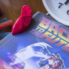 """Back to the Future"" Party Ideas"
