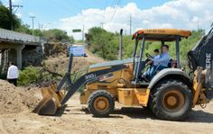 Arranca alcalde Canturosas ampliación de puente vehicular
