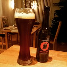 2014 Beer Advent Calendar-Day 23: Nøgne Ø Julesnadder. Rich, dark, powerful. Oh yes... #beeradventcalendar