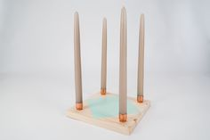 Kerzenständer ANJO  von Lumimaja auf DaWanda.com