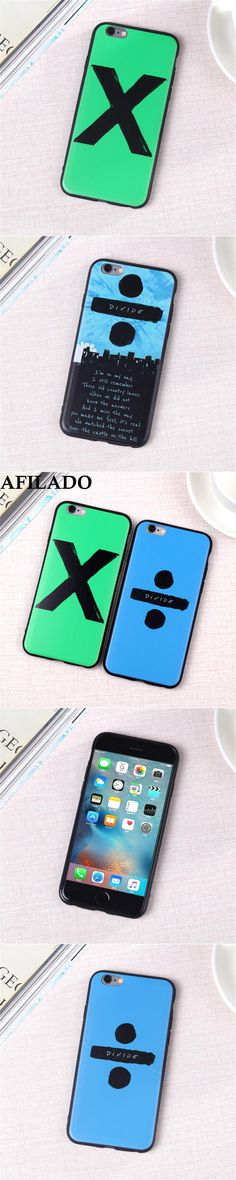 Fashion Ed Sheeran Album Divide Soft Slim Coque Case for IPhone 5s Silicone Ultra Thin Phone Case Shell Cover for Apple iphone 5