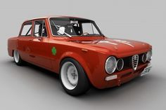 Alfa Romeo Giulia Super Racing
