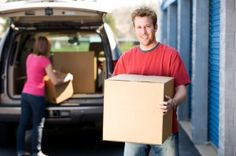 Stay organized at your storage unit