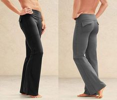 Gym Gear You Can Wear to Work -- I'd wear these every day! i can barely stand normal clothes now haha #yogapants