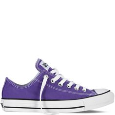 Chuck Taylor All Star Fresh Colors Electric Purple electric purple