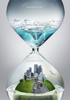 Global Warming PSA Project by Ferdi Rizkiyanto, via Behance
