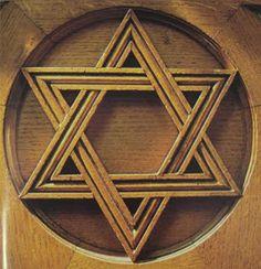 Star of DaviHebrews - History, Art and Jewish symbols Jewish Crafts, Jewish Art, Cabala Judaica, Star Tattoos, Tatoos, Tattoo Estrela, Star Of David Tattoo, Jewish Tattoo, The Modern Prometheus