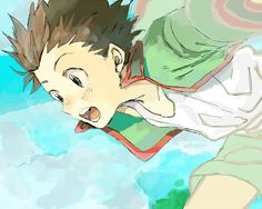 hunter x hunter gon fanart - Google Search