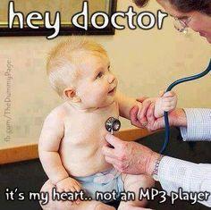 Hey doctor:)