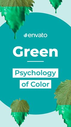 Want to learn how to evoke all the emotions of the rainbow using color? Here are the top color palettes for 2021 and the color psychology behind them. Let's talk about #GREEN