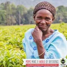 Remember: Behind every cup of #tea is a person! Will you support them this #MothersDay? http://BeFair.org/ #FairTrade #FairMoms