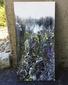 Acrylic Pouring, Abstract Art, Instagram Posts, Painting, Inspiration, Ideas, Biblical Inspiration, Paintings, Draw