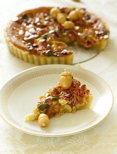 Toscakaka - Roy Fares - Oh my. Viria, Ham Recipes, Dessert Recipes, Roy Fares, Cheesecake Pie, Swedish Recipes, Something Sweet, Let Them Eat Cake, Macaroni And Cheese