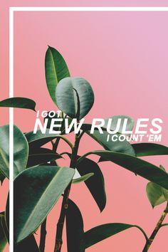New rules - Dua Lipa