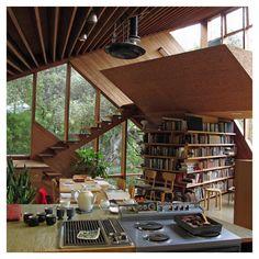 John Lautner, Schaffer House