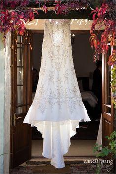 wedding dress, Addo wedding, Eastern Cape wedding photographer, Anneli Young