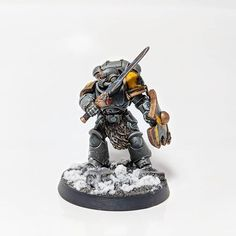Pete Whitlam (@upplander) • Instagram photos and videos Warhammer 40k Space Wolves, Warhammer Art, Warhammer Models, Warhammer 40k Miniatures, Wolf Time, Space Marine, Sons, Gaming, Fantasy