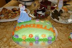 Princess Daniela Cake