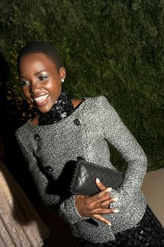 Lupita Nyong'o will be on hand to present the Womenswear Designer of the Year award. [Photo by Steve Eichner]