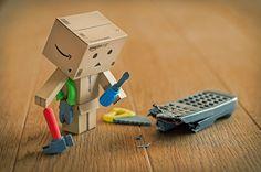Remote vs. Dog by Matt_Briston, via Flickr