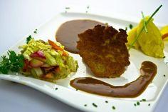 """Jérôme Eckmeier, Autor von """"Vegan - Tut gut - schmeckt gut!, ist bekannt für eine kreative vegane Küche. Mit diesem Gericht werden die Wintertage zum Genuss."""