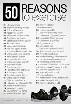 Very important. Exercise is fun. My day feels off and weird when I do not workout.