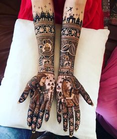 Searching for New Bridal mehndi designs is a hectic task that every bride-to-be has to do before her wedding. Choosing from a pool of just a few Bridal mehndi designs is just not thinkable these days.