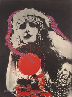 Poster art.Festival del disco Cubano.