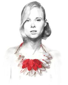 Joya , Contemporary Jewellery by Berto Martinez, via Behance