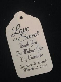Wedding Candy Bags, Candy Buffet Bags, Personalized Wedding Favor ...