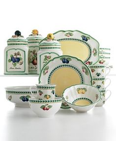 Villeroy and Boch French Gardens  my everyday.cm