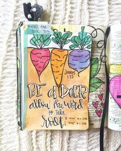 Bible Journaling by Trudy Barker /colorsoffaith/ Faith Bible, My Bible, Bible Scriptures, Bible Journaling For Beginners, Bible Study Journal, Scripture Journal, Art Journaling, Bible Drawing, Bible Doodling