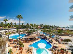H10 Gran Tinerfe, Playa de Las Americas, Tenerife #Canarias @H10 Hotels