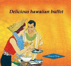The Hawaiian Aperitif @ Maison MOschino