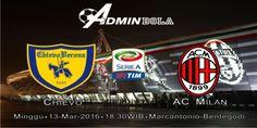 Prediksi Bola Chievo vs AC Milan 13 Maret 2016