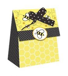 Bumble Bee Treat Bag!  #Bumblebee, #Party, #Treatbag