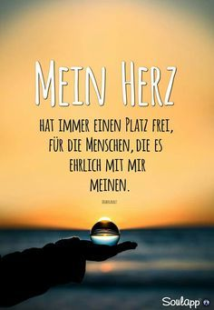 My heart - Birthday quotes Birthday Wishes Messages, Birthday Quotes, True Quotes, Words Quotes, Sayings, German Quotes, Best Quotes Ever, Mind Tricks, Some Words