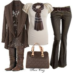 """Cozy though it's Cold"" by keri-cruz on Polyvore"