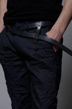 Devoa Black Samurai Belt