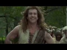 Braveheart - As It Matters In Battle (Rock Throwing Scene Contest, Braveheart Movie Rock) William Wallace, You Doodle, O Holy Night, Braveheart, The Covenant, Battle, Scene, Rock, Communion