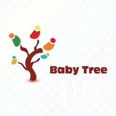 Baby Tree Logo.
