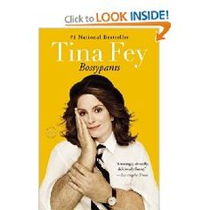If you are looking for a laugh, this is the book for you! It is short and fun, and you can hear Tina Fey in your head as you read it. -AH